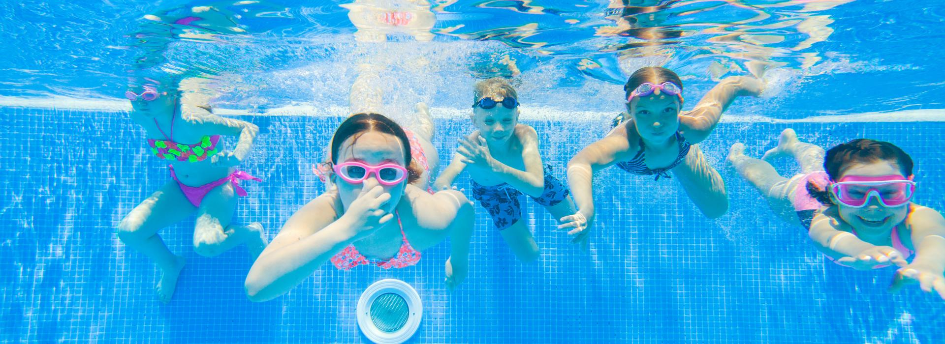 WNC swim lessons: When, and why, should children learn to